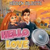 Игра Скрытые Объекты: Привет Любовь