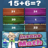 Игра Безумная Математика