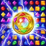 Игра Магия Драгоценностей: Мистические Три в Ряд