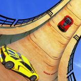 Игра Автомобильные Небесные Трюки