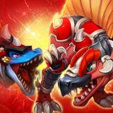 Игра Супер Истребитель Динозавров