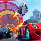 Игра Мега Трюки Гоночных Автомобилей