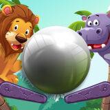 Игра Зоопарк Пинбол