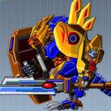 Игра Робот Лев Герой