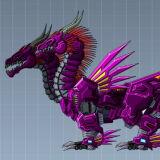 Игра Роботы Динозавры: Двуглавый Дракон