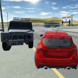 Игра Машины: Внедорожник V6