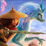 Игра Райя И Последний Дракон: Пазл