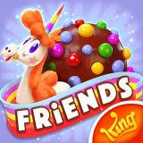 Игра Кенди Краш Сага: Друзья
