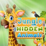 Игра Найди Животных В Лесу