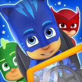 Игра Герои в Масках: Супергеройские Гонки