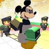 Игра Грабитель Микки Маус