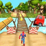 Игра Человек-Паук: Бег в Джунглях
