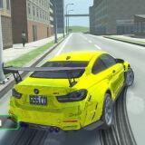 Игра Вождение Машин в Большом Городе 2