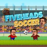 Игра Fiveheads Soccer