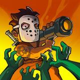 Игра Зомби: Кликер Обороны