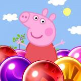 Игра Свинка Пеппа: Пузырьковая Стрелялка