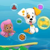 Игра Гуппи и Пузырики: Вкусные Угощения