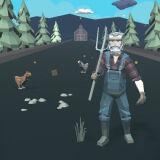 Игра Перегон Домашних Животных Через Дорогу