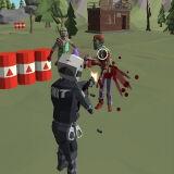 Игра Полигон Королевской Стрельбы
