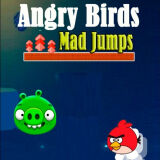 Игра Злые Птицы: Безумные Прыжки