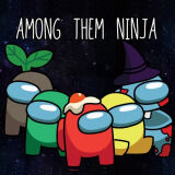 Игра Амонг Ас: Ниндзя