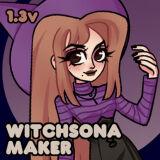 Игра Создай Аватар Ведьмы