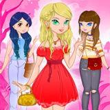 Игра Одень Прекрасную Принцессу