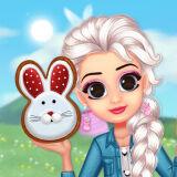 Игра Принцесса Счастливой Пасхи