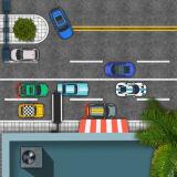 Игра Городская Парковка 2D