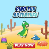 Игра Веселые Приключения Динозаврика