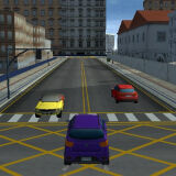 Игра Водитель Автомобиля в Городе