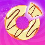Игра Нарезка Пончиков